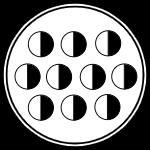 Герметичный разъем ip68 - SZC28 10pin