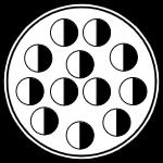 Герметичный разъем на 12 контактов