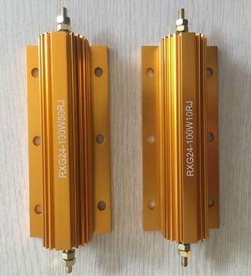 Алюминиевый резистор RX24, HS, AH