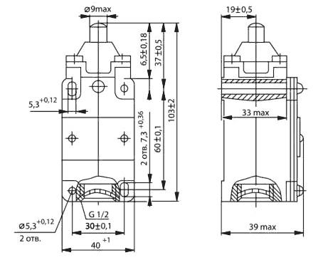 ВП15К21А-211-54У2.8: